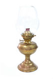 Oil lamps isolated Royalty Free Stock Images