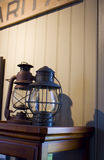 Oil Lamps Royalty Free Stock Photography
