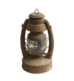Oil lantern Royalty Free Stock Images