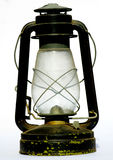 Oil lantern Stock Image