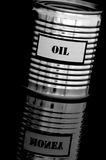 Oil & Money Stock Images