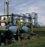 Oil and Natural Gas Industry Stock Photography