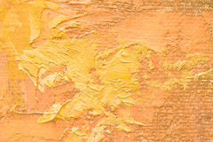 Oil painted background Royalty Free Stock Photos