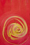 Oil paintign art background Stock Image