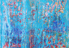 Oil painting abstract Royalty Free Stock Images