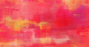 Oil painting abstract style artwork on canvas Royalty Free Stock Images