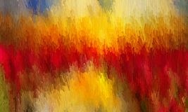 Art abstract oil painting. Oil painting on canvas abstract art background Stock Image