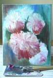 Oil painting. Stock Photography