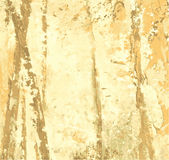 Oil paintings. Abstract hand draw oil painting composition, vector background Royalty Free Stock Images