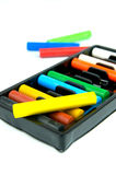 Oil Pastels Royalty Free Stock Photography
