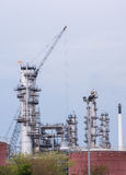 Oil petrochemical industrial plant stock photos