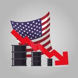 Oil and petroleum industry. Icon vector illustration graphic design Stock Photos