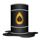 Oil and petroleum industry. Vector illustration eps 10 Royalty Free Stock Images