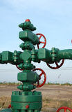 Oil pipeline Royalty Free Stock Photography