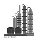 Oil Plant 04 A Royalty Free Stock Image