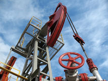 Oil power Stock Images