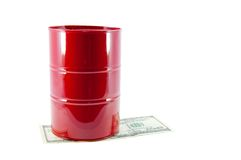 Oil Price Stock Photography