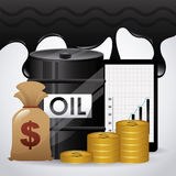 Oil prices Stock Photos