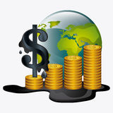 Oil prices industry Stock Photos