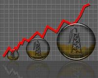 Oil. Stock Photo