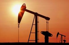 Free Oil Pump Royalty Free Stock Photo - 47838495