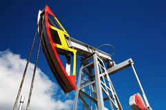 Free Oil Pump Jack Stock Images - 3157154