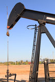 Oil Pump Jack (Sucker Rod Beam) Stock Photography