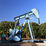 Oil Pump Jack (Sucker Rod Beam) Stock Photos
