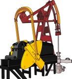 Oil Pump, Oil Production Stock Images