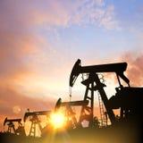Oil pump. Stock Image