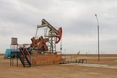 Oil pumps. Stock Image