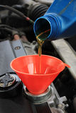 Oil refill Stock Photos