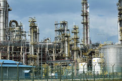 Free Oil Refinery Stock Photos - 15628373