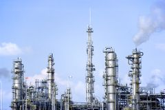 Free Oil Refinery Royalty Free Stock Images - 2242639