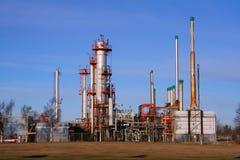 Free Oil Refinery Royalty Free Stock Photos - 3716918