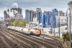 Free Oil Refinery Stock Image - 39917861
