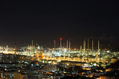 Oil refinery industry big Beautiful Stock Images