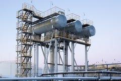 Oil reservoir Royalty Free Stock Image