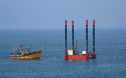 Free Oil Rig (Platform) Stock Photos - 20123763