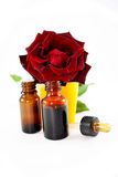 Oil of roses Royalty Free Stock Photography