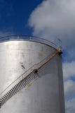 Oil silo Stock Photography