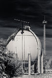 Oil silo Royalty Free Stock Photography