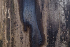 Oil stain Stock Photos