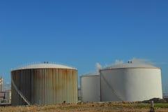 Oil tank Stock Photos