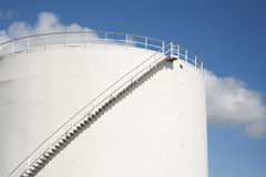 Oil tank Stock Photos