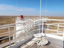 Oil tank. Stock Image