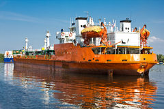Oil-tanker Stock Images