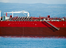 Oil tanker Royalty Free Stock Photo