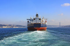 Oil Tanker Royalty Free Stock Image