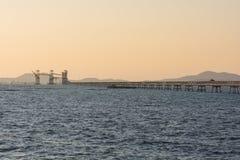 Oil tanker, Gas tanker Stock Images
